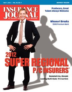 Insurance Journal Midwest May 7, 2012