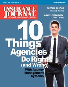 Insurance Journal Midwest July 2, 2012