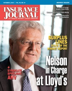 Insurance Journal Midwest October 8, 2012