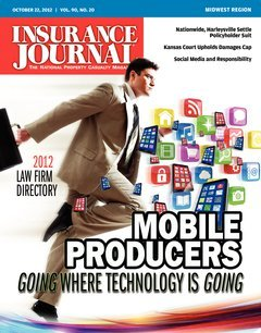 Insurance Journal Midwest October 22, 2012