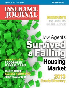 Insurance Journal Midwest January 14, 2013