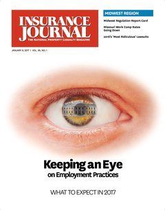 Insurance Journal Midwest January 9, 2017
