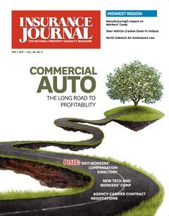 Insurance Journal Midwest May 1, 2017