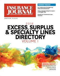 Insurance Journal Midwest January 22, 2018
