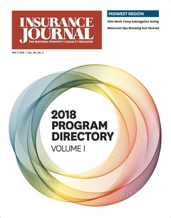 Insurance Journal Midwest May 7, 2018
