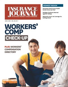 Insurance Journal Midwest June 4, 2018