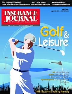 Insurance Journal East August 18, 2008