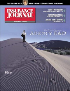 Insurance Journal Southeast March 8, 2004