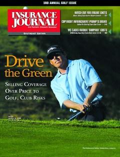 Insurance Journal Southeast August 8, 2005