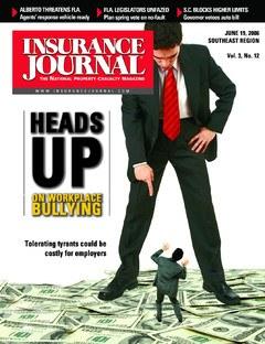 Insurance Journal Southeast June 19, 2006