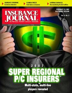 Insurance Journal Southeast February 12, 2007