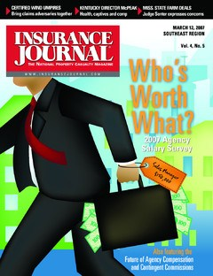 Insurance Journal Southeast March 12, 2007