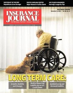 Contractors & Builders; Long-Term Healthcare Liability; Top Personal Lines Retail Agencies