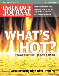 Insurance Journal Southeast March 21, 2011
