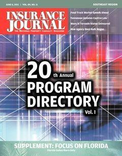 Insurance Journal Southeast June 6, 2011