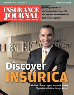 Insurance Journal Southeast September 5, 2011