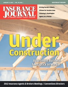 Contractors / Subcontractors; Employment Practices Liability Insurance; 2012 Insurance Agents & Brokers Meetings / Conventions Directory