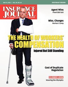 Workers' Comp Report with ; Restaurants & Bars; Recreation & Leisure