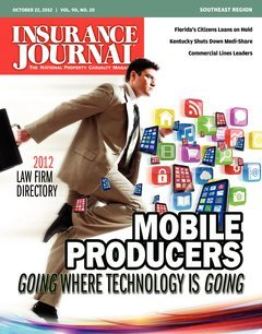 Top Commercial Lines Agencies; Law Firm Directory; Commercial Property; Insurance Geek Issue - What's New in Technology?