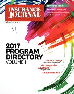 Insurance Journal Southeast June 5, 2017