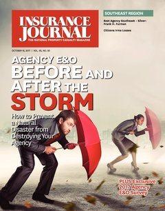 Insurance Journal Southeast October 16, 2017