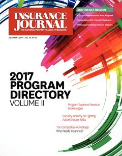 Insurance Journal Southeast December 4, 2017