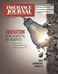 Insurance Journal Southeast March 19, 2018