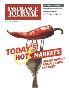 Insurance Journal Southeast April 2, 2018