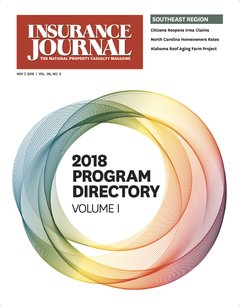 Insurance Journal Southeast May 7, 2018