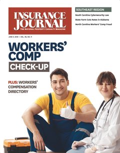 Insurance Journal Southeast June 4, 2018