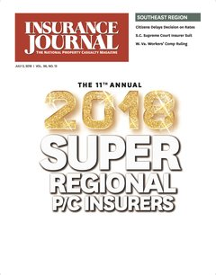 Insurance Journal Southeast July 2, 2018