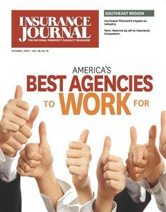 Insurance Journal Southeast October 1, 2018