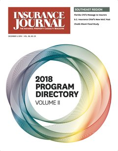Insurance Journal Southeast December 3, 2018