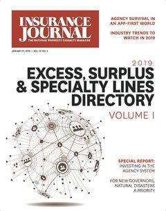 Insurance Journal Southeast January 21, 2019