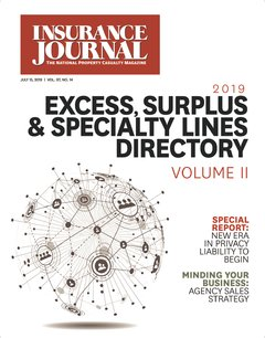 Insurance Journal Southeast July 15, 2019