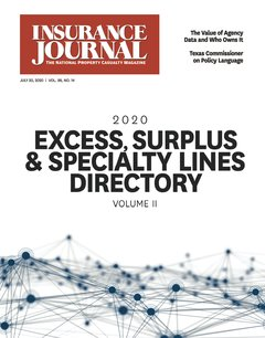 Insurance Journal Southeast July 20, 2020
