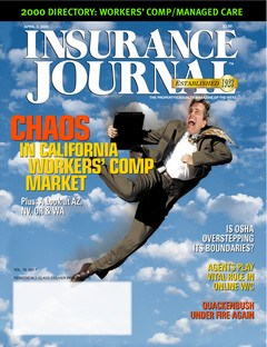 Insurance Journal West April 3, 2000