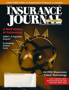 Insurance Journal West May 15, 2000