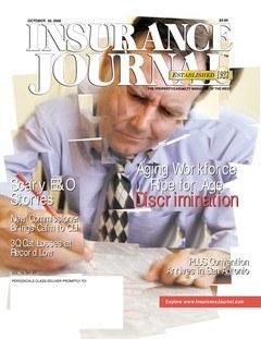 Insurance Journal West October 30, 2000