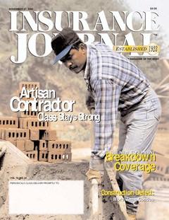 Insurance Journal West November 27, 2000