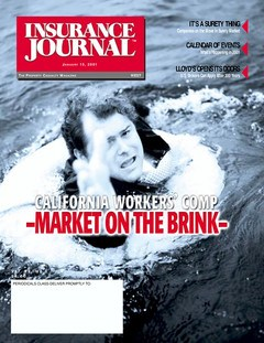 Insurance Journal West January 15, 2001