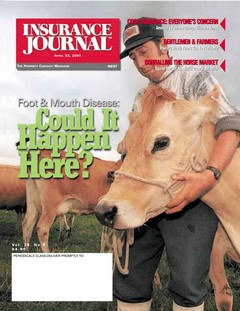 Insurance Journal West April 23, 2001