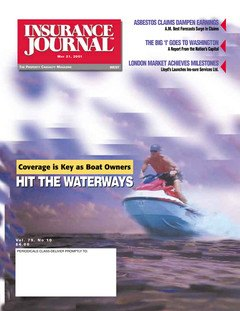 Insurance Journal West May 21, 2001