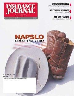 Insurance Journal West September 10, 2001