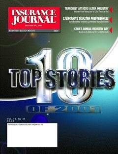 Insurance Journal West December 24, 2001