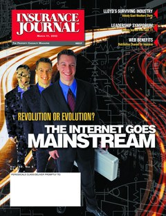 Insurance Journal West March 11, 2002