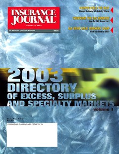 Insurance Journal West January 27, 2003