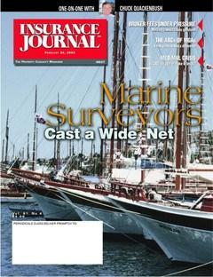 Insurance Journal West February 24, 2003