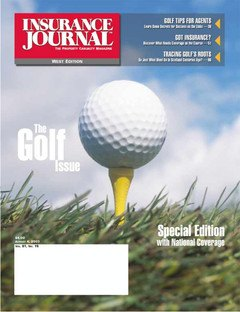 Insurance Journal West August 4, 2003
