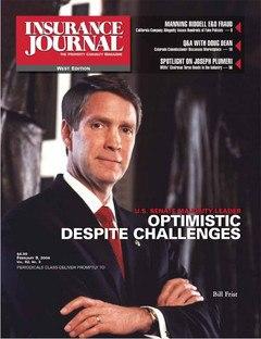Insurance Journal West February 9, 2004